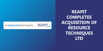 REAPIT_COMPLETES_ACQUISITION_OF_RESOURCE_TECHNIQUES_LTD_V2