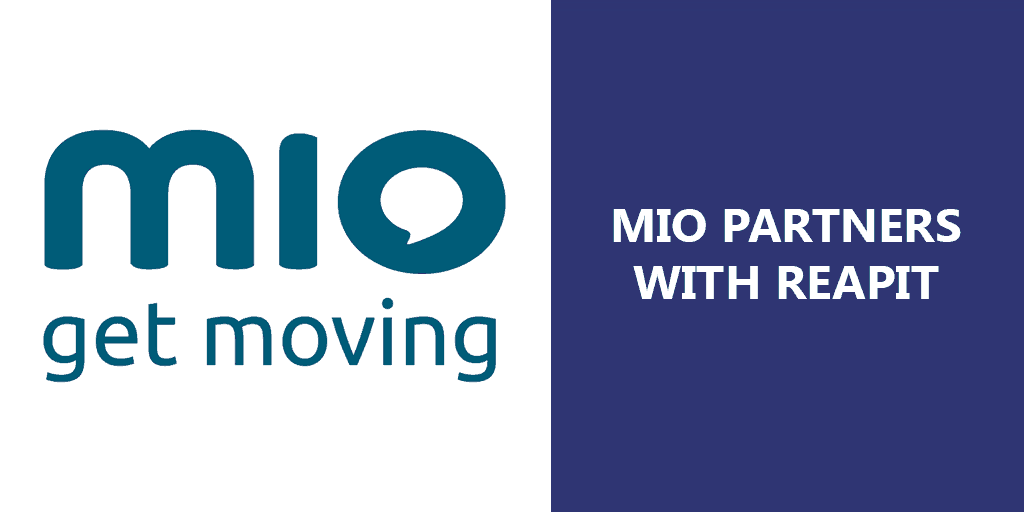 mio partners with Reapit