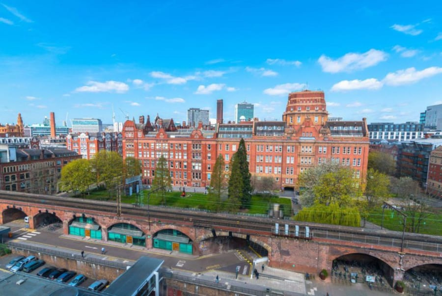 Affordable property in Manchester is attracting new buyers