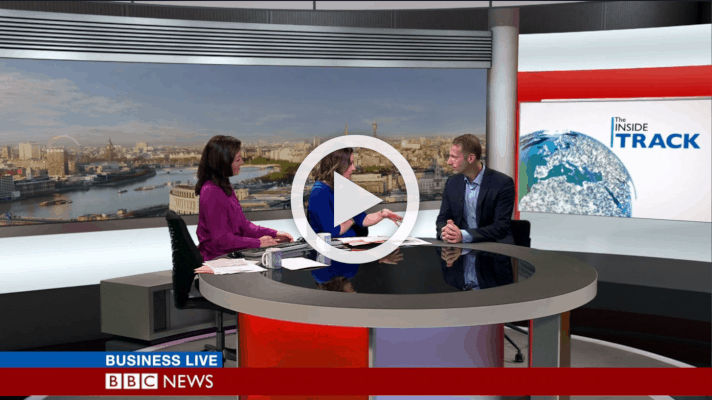 Reapit CEO evaluates the market on BBC Business Live