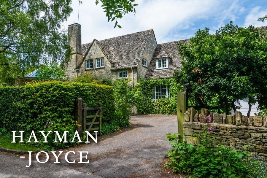 Haymen - Joyce Testimonial