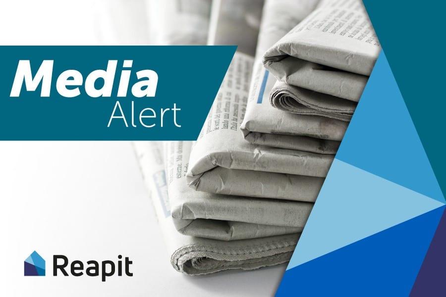 Reapit Media Alert Image