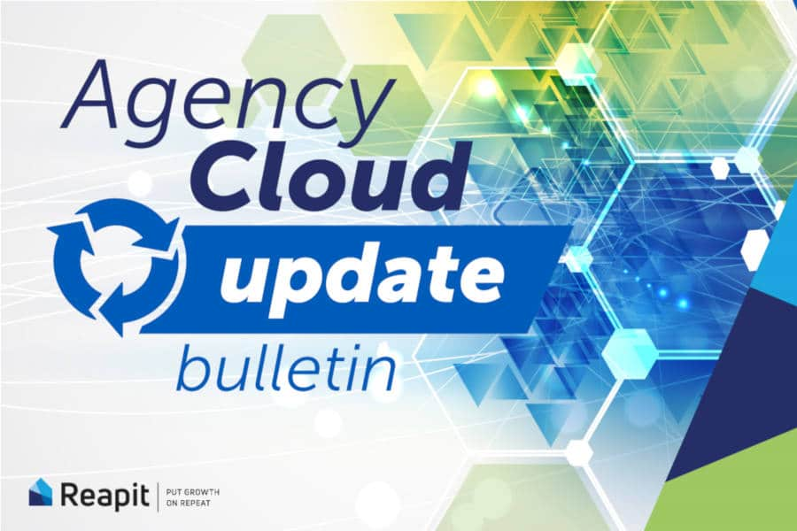 Agency Cloud Update Bulletin