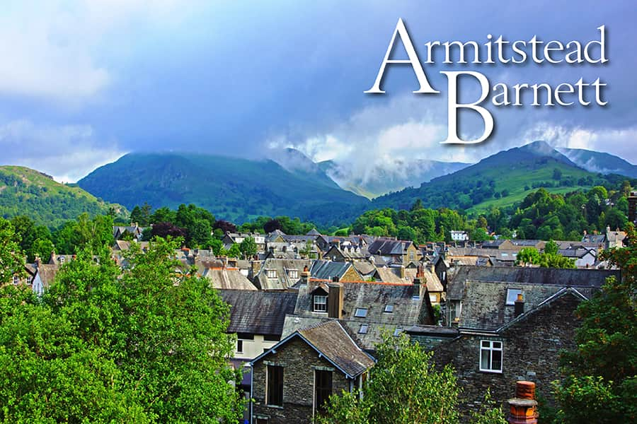 Armistead Barnett logo with scene