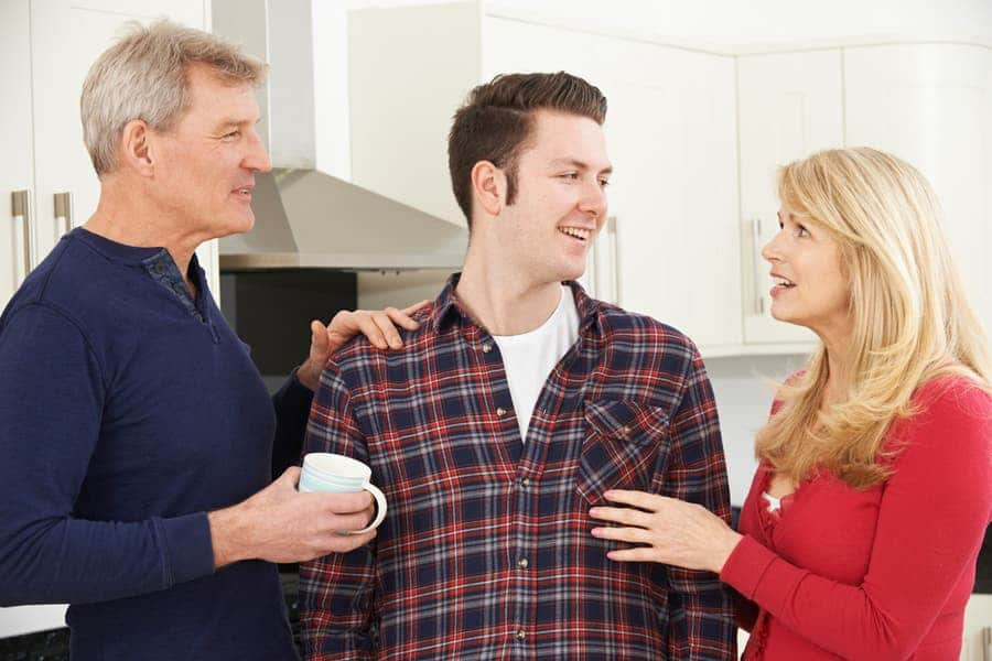 Demographic insights into individuals living with their parents-min