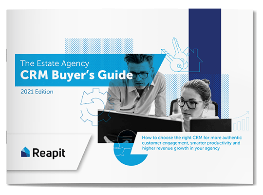 Estate Agency CRM Buyers Guide 2021 Guide Cover Image-min