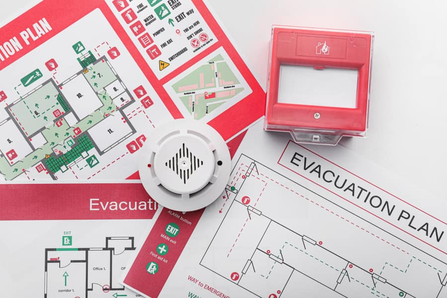 New fire safety requirements for high rise planning-min