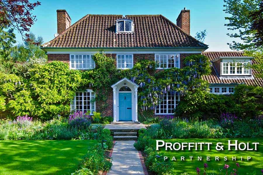 Proffitt & Holt uses value reports
