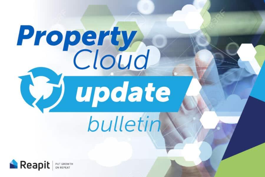 Property Cloud Update Bulletin