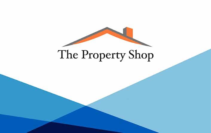 Property Shop Logo Template