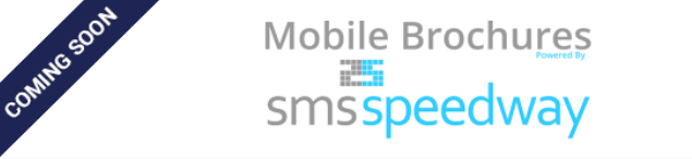 SMS Speedway mobile Coming Soon