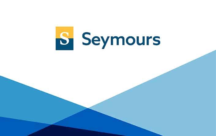 Seymour Testimonial Logo Template