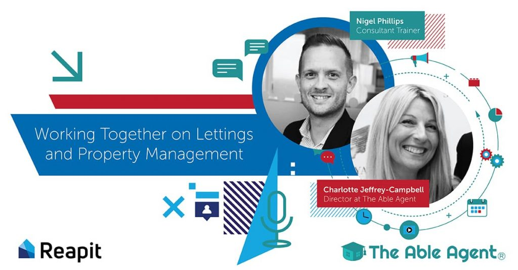 Working Together on Lettings and Property Management