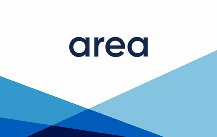 area logo template