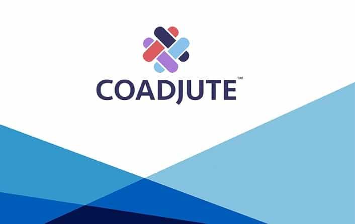 coadjute logo template