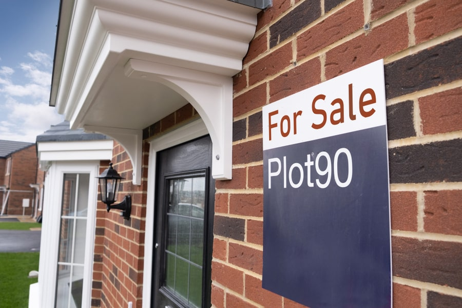 How affordable is it to buy a new-build house?
