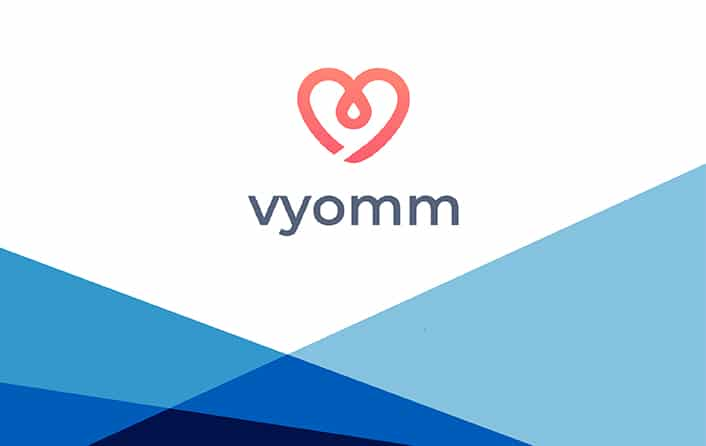 vyomm-logo-template