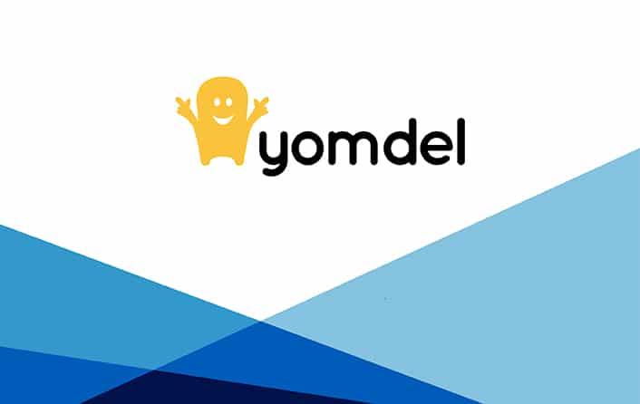 yomdel-logo-template